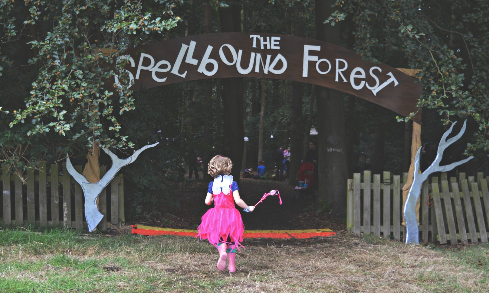 the spellbound forest just so festival 2014