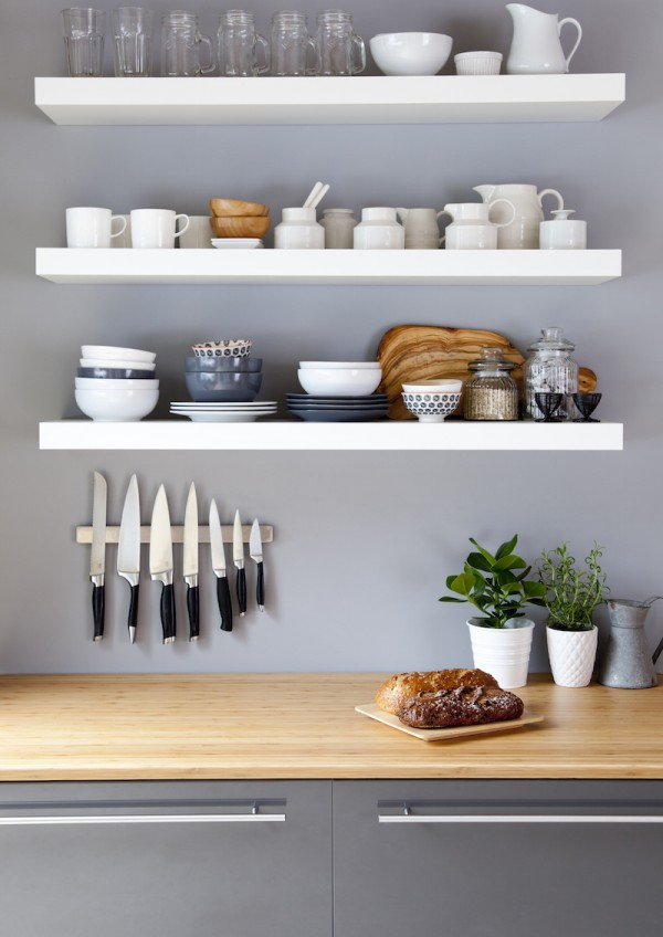 lifestyle wall styled by Becky Clarke for rooms made for you