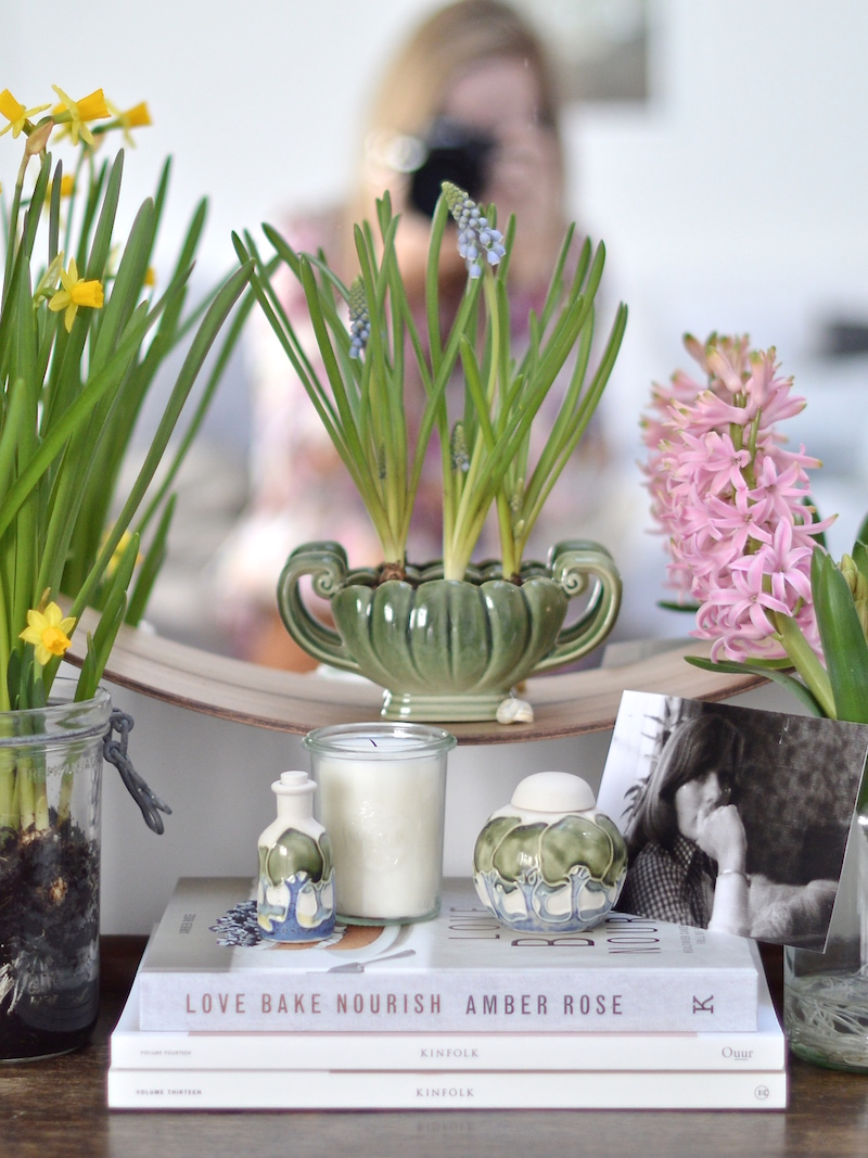 styling the seasons march spring vignette
