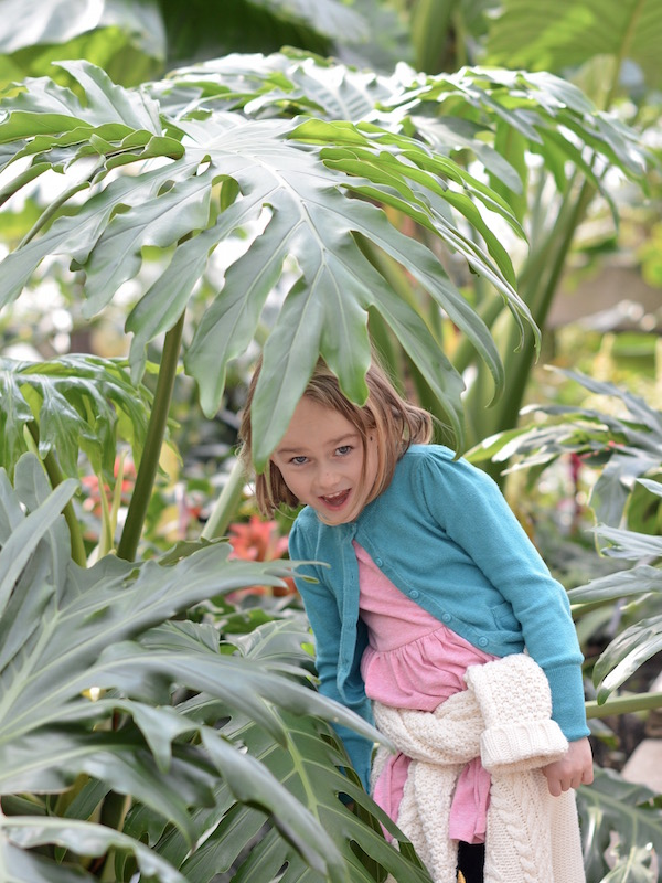 kew is a delight for kids and a great place to practice if they're interested in photography