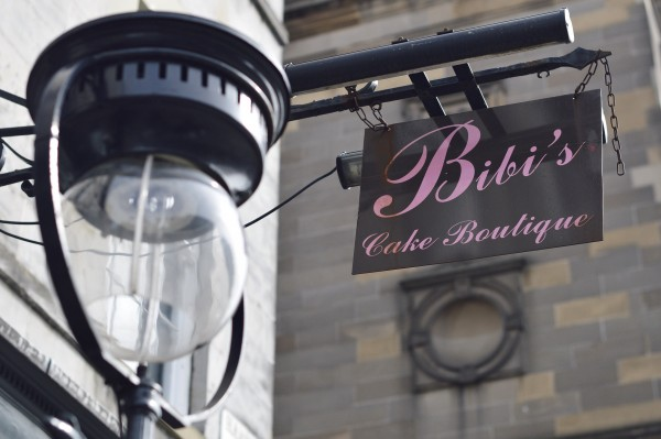 Bibi's Cake Boutique, Edinburgh