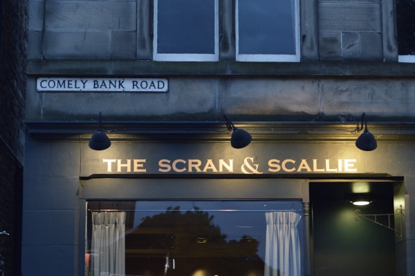 Tom Kitchin, The Scran & Scallie