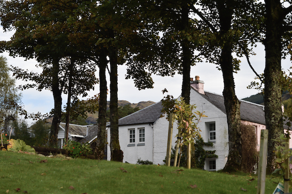 a perfect place to getaway - Monachyle Mhor hotel
