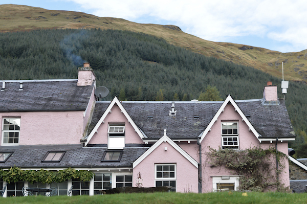 Monachyle Mhor Hotel, home of the Pilot Panther and other unique retreats