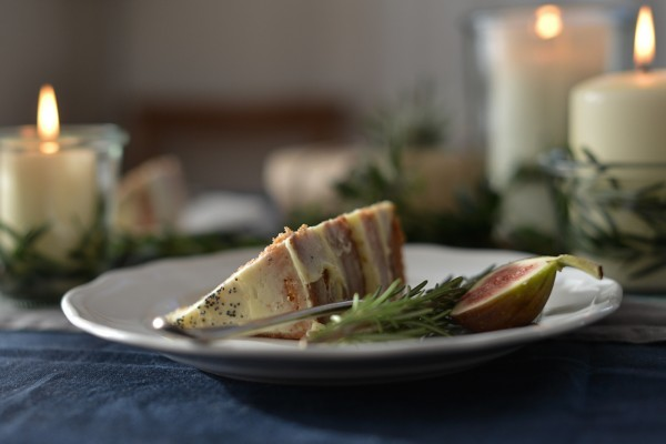 12 Days of Styled Christmas LapinBlu winter spiced cake