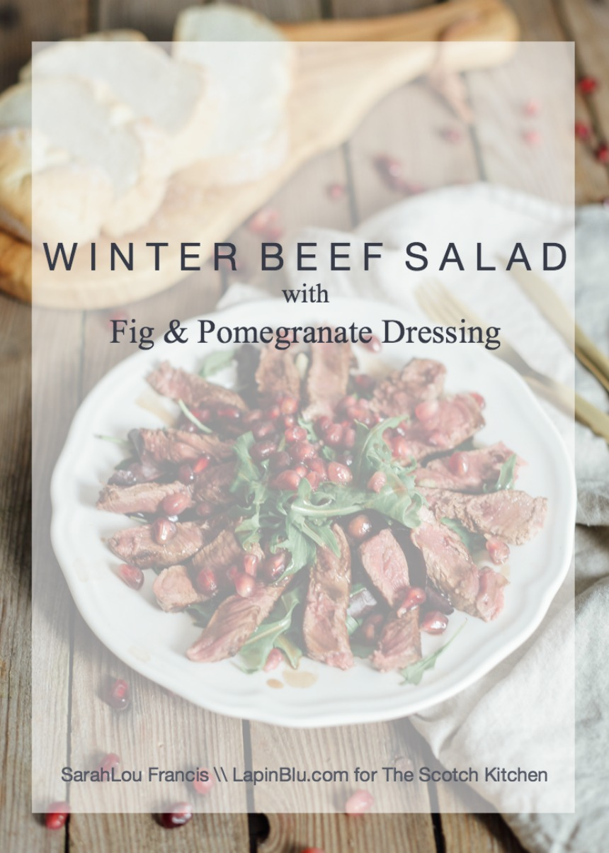 Winter Beef Salad Recipe-SarahLouFrancis-LapinBlu-pin