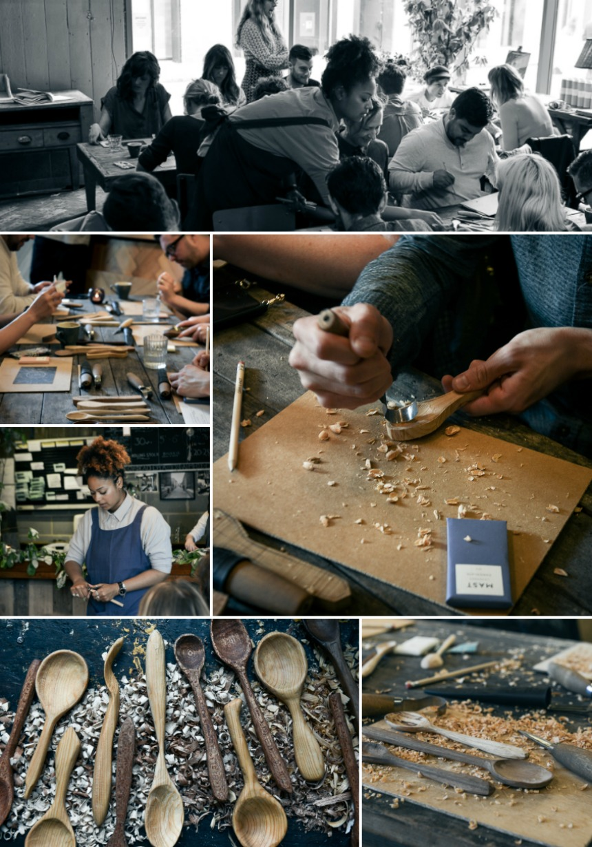 Spoon Carving_Grain and Knot_SarahLouFrancis_LapinBlu_the_Seasons_at_lassco